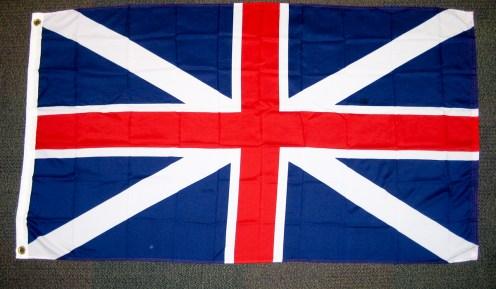 Union flag (pre-1801). (c) Gordon GILLESPIE