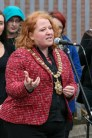 Councillor Naomi LONG MLA (Lord Mayor of Belfast) (c) Allan LEONARD @MrUlster