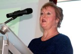 Reverend Lesley CARROLL (c) Allan LEONARD @MrUlster