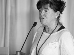 Jacqueline IRWIN (CEO, Community Relations Council) (c) Allan LEONARD @MrUlster
