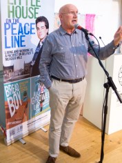 Bill SHAW (c) Allan LEONARD @MrUlster