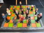 Political chessboard (c) Allan LEONARD @MrUlster