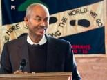 His Excellency Dr Amani Abeid KARUME (c) Allan LEONARD @MrUlster