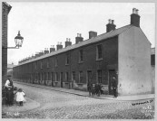 Hemsworth Street Area: Wellwynne Street No.s 226 to 239 on plan. Streets in photo: Hemsworth Street, Wellwynne Street. PRONI Ref: LA/7/8/HF/3/43