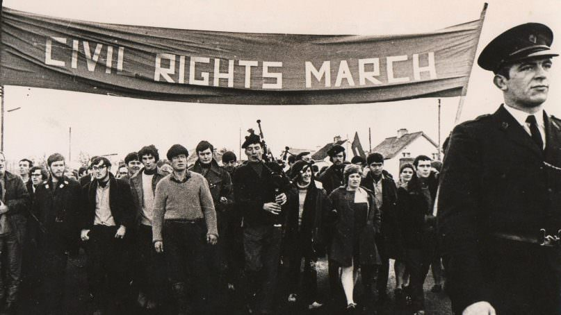 1968: The Day the Troubles Began