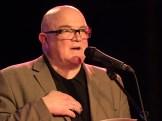 Stuart BAILIE. @TroubleSongs (c) Allan LEONARD @MrUlster