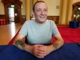 Gerry. (c) Allan LEONARD @MrUlster