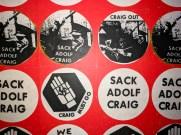 Sack Adolf Craig. (c) Allan LEONARD @MrUlster