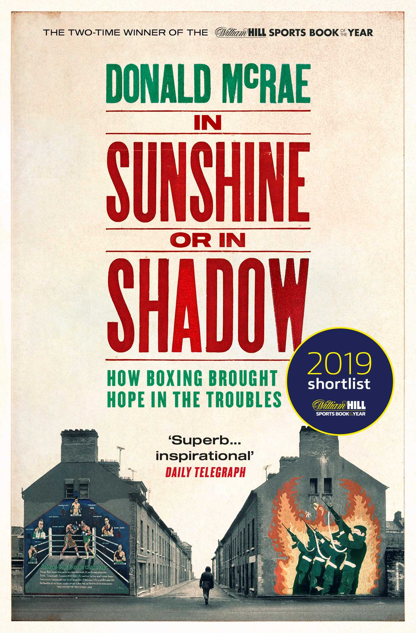 Book review: In Sunshine or in Shadow: How Boxing Brought Hope in the Troubles
