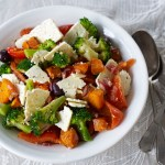Winter Broccoli Salad