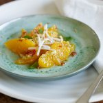 Grapefruit & orange salad