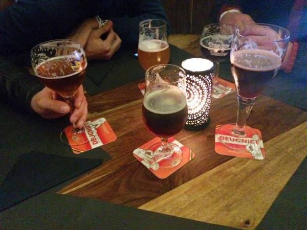 Beers in Antwerp