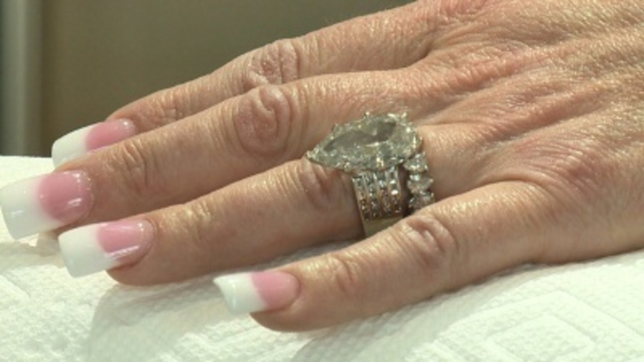 $400,000 Wedding Ring Lost, Found In 8 Tons Of Garbage
