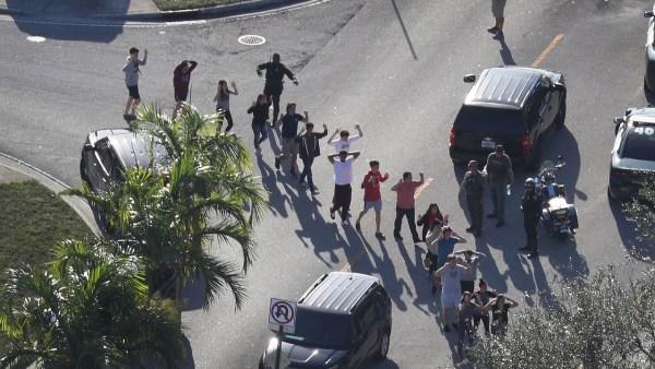 Image result for stoneman douglas high school shooting