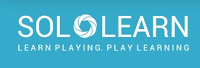 An image of the SoloLearn logo [2016], used to link to evidence of certification.