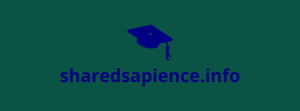 An image of the sharedsapience.info 'About' banner.