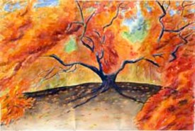 """Autumn Glory"" DONATED"