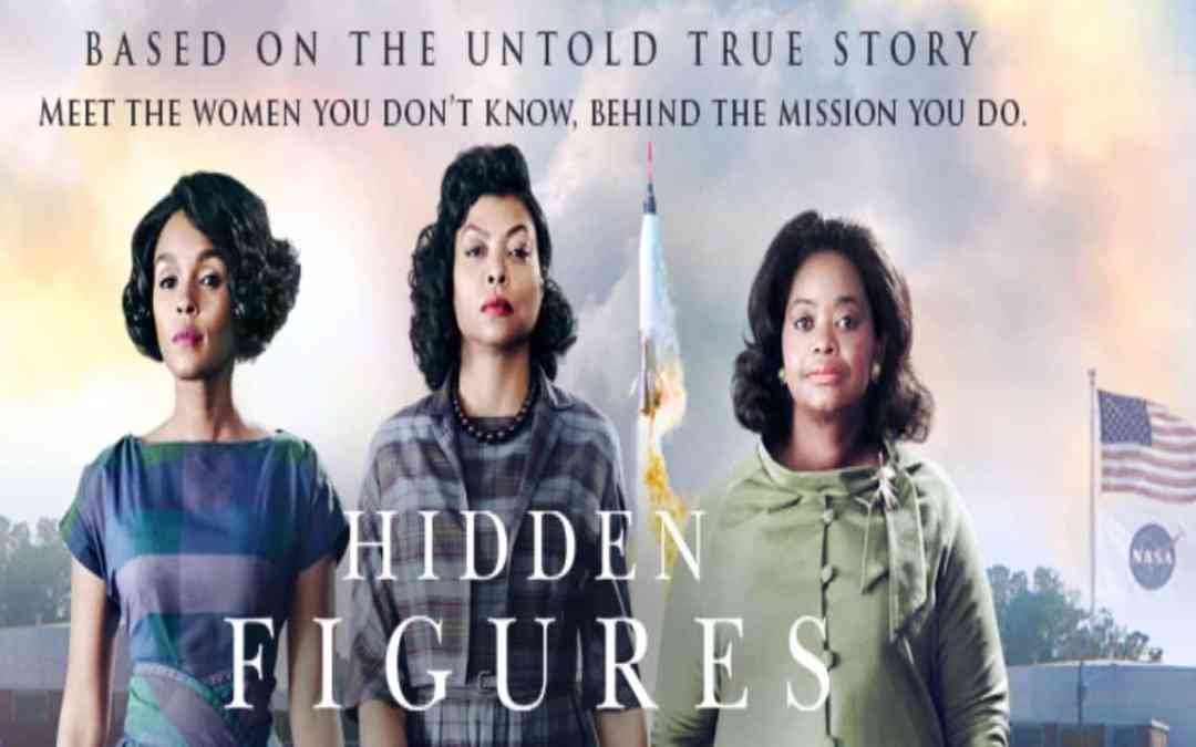 #HiddenFigures A Film For Black Women