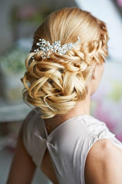 Wedding Inspiration The Prettiest Braided Hairstyles For The Bride  eDressit