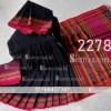 Soft Cotton Saree Nokshi Par 2278