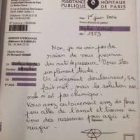 Receita de um Médico Parisiense