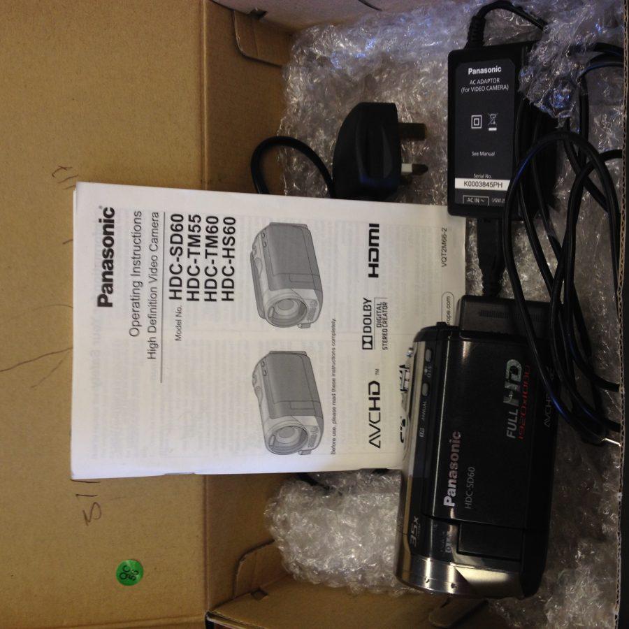 Camcorder / Video Recorder