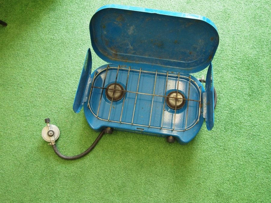 Camping Cooker #2