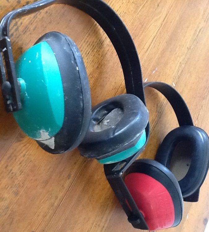 Ear Defenders #1
