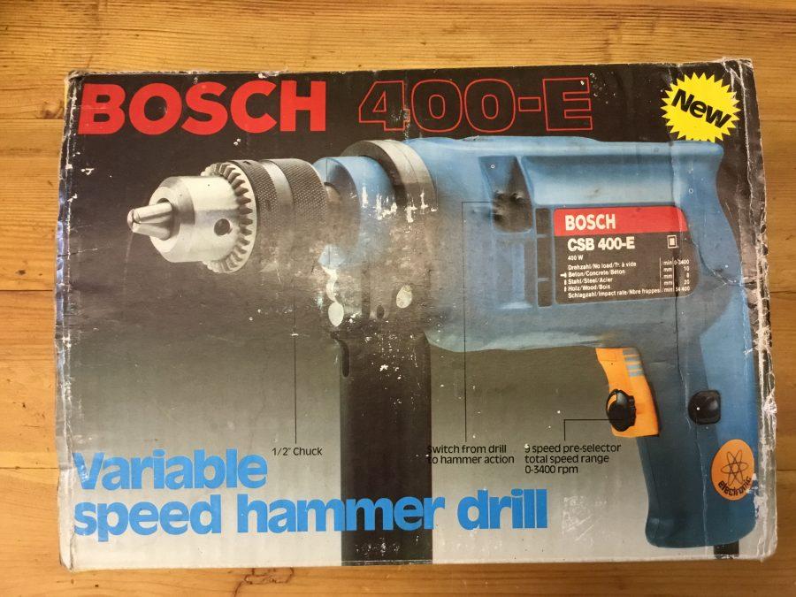 Hammer Drill #4