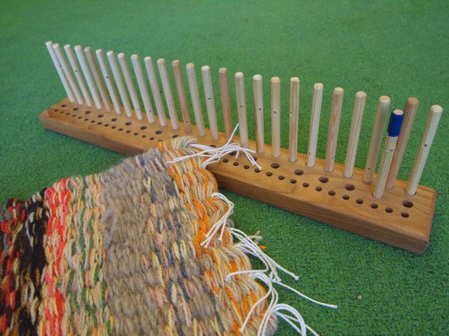 Large Peg Loom