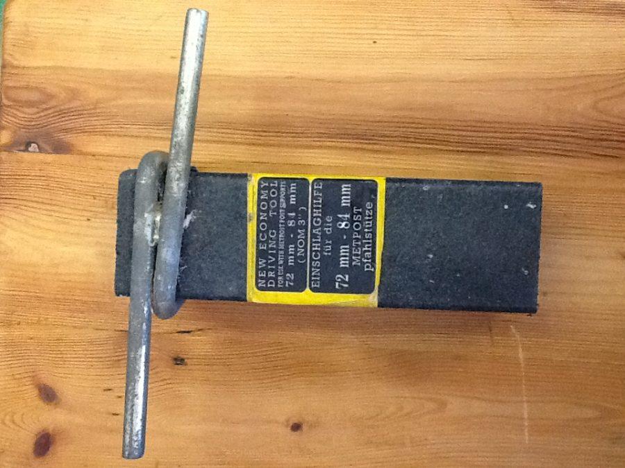 Metpost Driving Tool