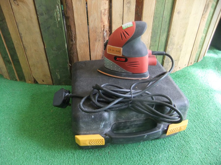 Mouse-Type Sander