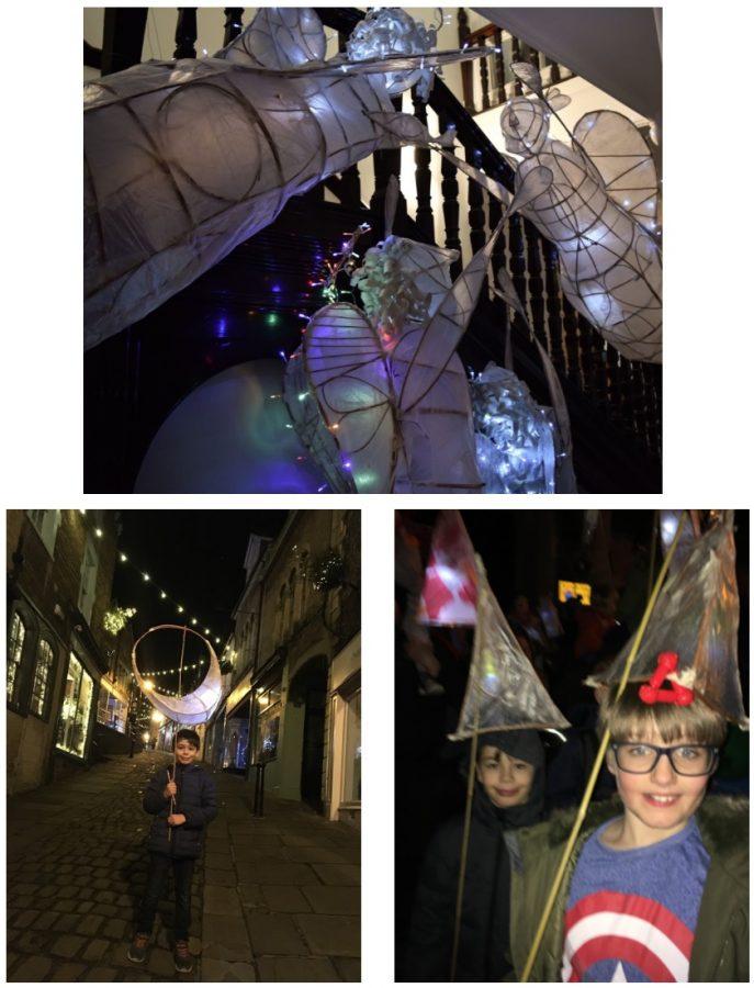 Luca's Lanterns