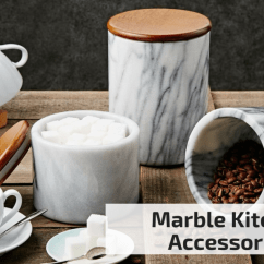 Marble Kitchen Accessories The Honest Sharehook