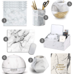 Marble Office Accessories Sharehook