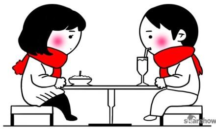 발렌타인데이에 고백하는 노하우