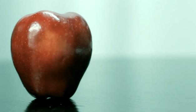 알뜰히 사과 먹는 법