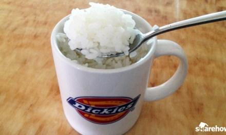 머그컵밥 만드는 방법