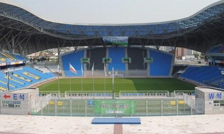 아이티전 대비! 인천축구전용경기장 탐방기