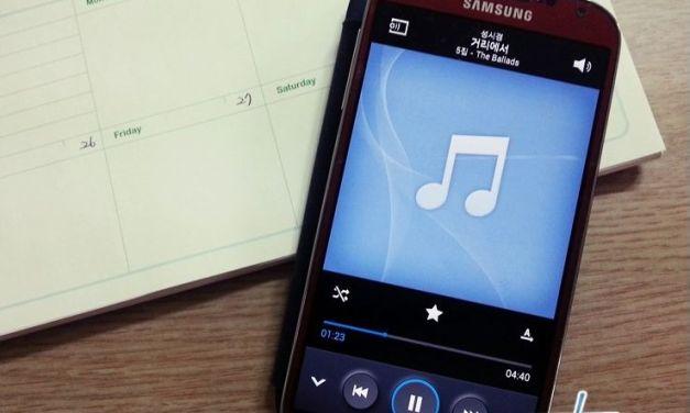 갤럭시S4에 동영상, 사진 음악을 USB로 쉽게 넣는 방법