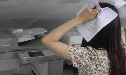 신입사원을 위한 프린터 설치법