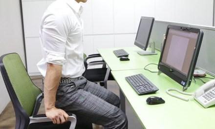 직장인을 위한 엉덩이, 팔 뒤쪽 운동법