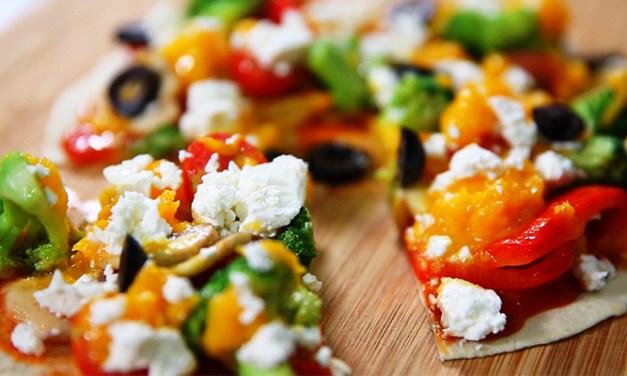 오븐없이 만드는 단호박 피자