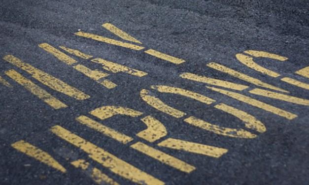 무심코 지나치면 안 되는 도로 위 4가지 예고 표시