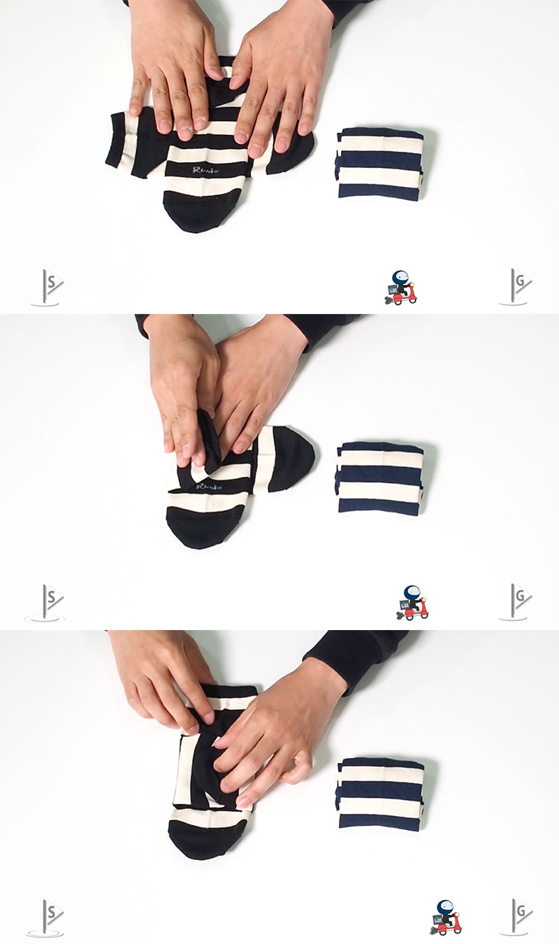 folding socks 05