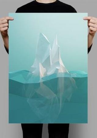 low polygon art 14