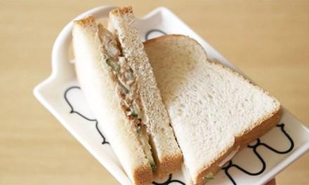 참치 샌드위치 간단 레시피