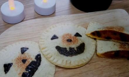 노오븐 호박 파이 만들기