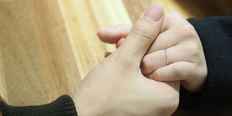 반지 사이즈 몰래 재는 방법