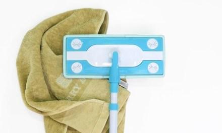 안 쓰는 수건으로 밀대 패드 만들기